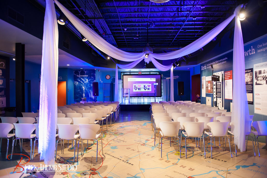 jd designs , design lighting , drapery , swag , isesri ,  isesboston , networking , event , corporate , event design , event style , rentals unlimited , meeting , black thumb studios