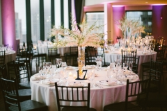 Centerpiece , Mimosa Florals , Pink and Gold , Lighting , The State Room , Boston , JD Designs , Boston Wedding , Shane Godfrey Photography