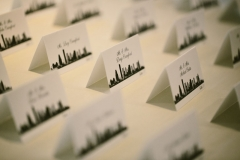 Escort Cards , The State Room , Boston , JD Designs , Boston Wedding , Shane Godfrey Photography