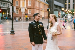 Miliary Wedding , The State Room , Boston , JD Designs , Boston Wedding , Shane Godfrey Photography