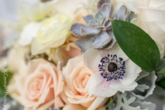 aneomes , garden roses , pastel ,  farm , barn , jd designs , lea st germain photography , nh wedding , rustic , kitz farm , pastel , gray , bridal bouquet