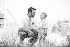 black and white , beach , groom , groom and son , father and son , jd designs , woods photodesign , ocean, seaglass , salisbury , music hall