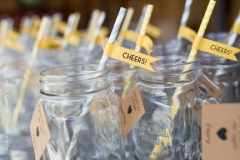 signature drinks , cheers , farm , barn , jd designs , lea st germain photography , nh wedding , rustic , kitz farm , pastel , gray