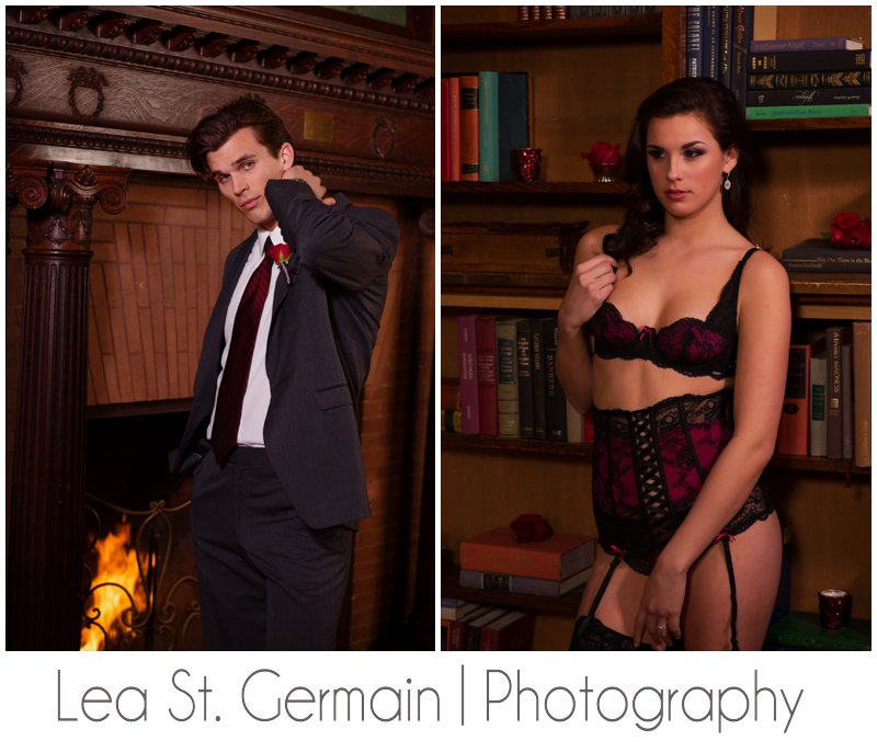 lea st germain photography , gibees , fifty shades of grey , lingerie , red , lace , jd designs , stylist , fashion , creative director , marketing , smith and wollensky