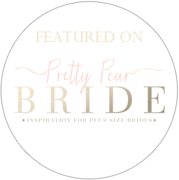 Featured on pretty pear bride